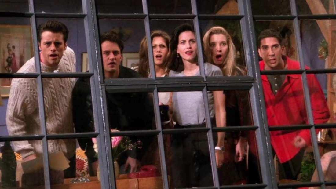 """friends55 1 - Crítica nostálgica da hilária série """"Friends"""" (1994-2004)"""