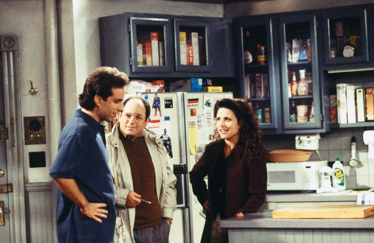 """gettyimages 138424472 - Crítica nostálgica da hilária série """"Seinfeld"""" (1989-1998)"""