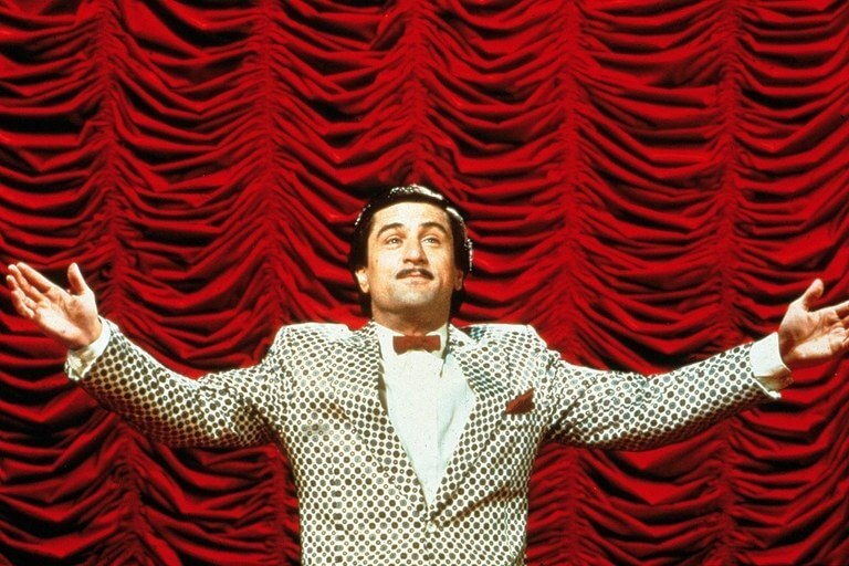 robert de niro king of comedy - FILMES e SÉRIES que farão você assinar AGORA a AMAZON PRIME