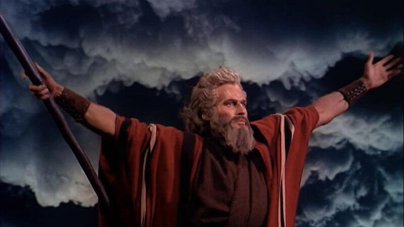 the ten commandments 1956 movie 05 - FILMES e SÉRIES que farão você assinar AGORA a AMAZON PRIME