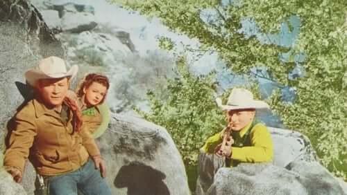 """w6ngq1P61u5viGh9SSMUFVx67ML - """"Os Sinos de San Angelo"""" e """"A Trilha do Perigo"""", com o Rei dos Cowboys, ROY ROGERS"""