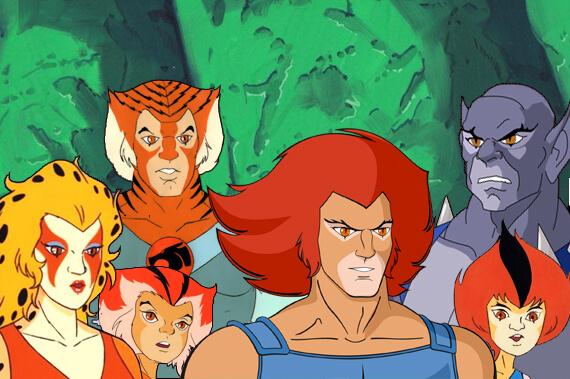 "thundercats ft - Crítica nostálgica da melhor série animada dos anos 80: ""ThunderCats"""