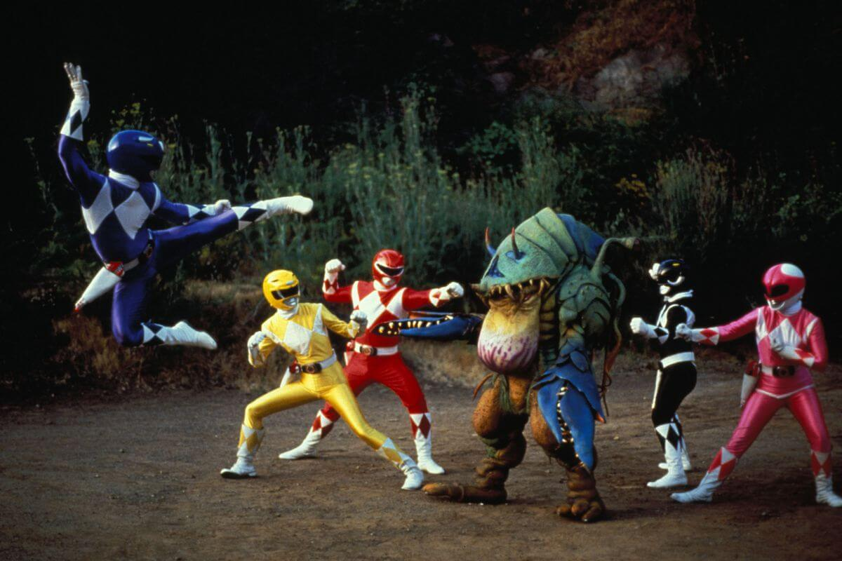"power rangers still 1.0 - Crítica nostálgica da série ""Mighty Morphin Power Rangers"" (1993-1996)"