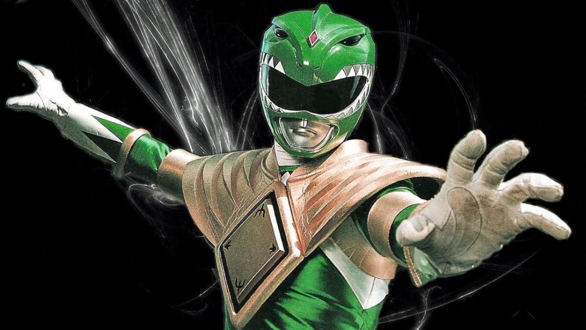 "powerrangers greenranger - Crítica nostálgica da série ""Mighty Morphin Power Rangers"" (1993-1996)"