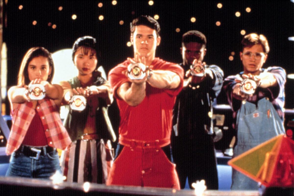 """tsdmimo ec027 - Crítica nostálgica da série """"Mighty Morphin Power Rangers"""" (1993-1996)"""