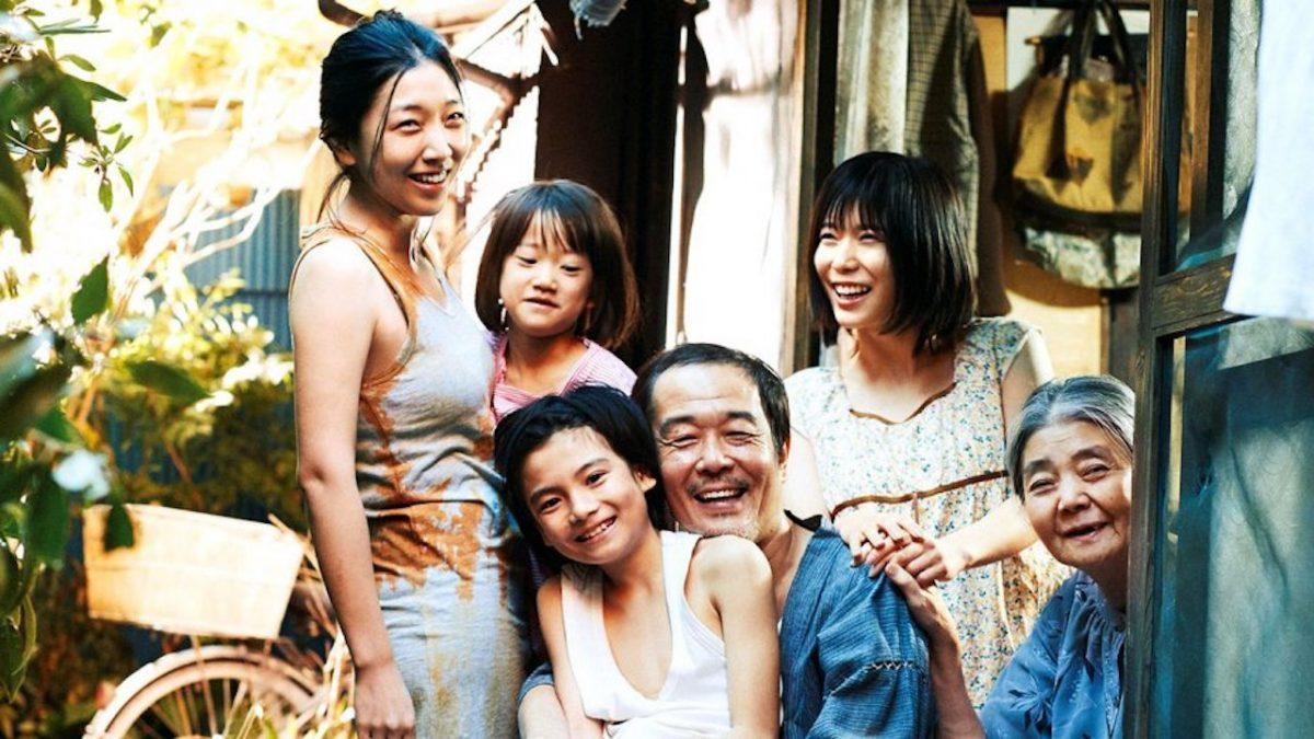 Assunto de família Kore eda scaled - Os Melhores Filmes do Ano - 2019