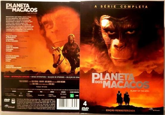 """IMG 7837 600x404 1 - Crítica nostálgica da série televisiva """"Planeta dos Macacos"""" (1974)"""