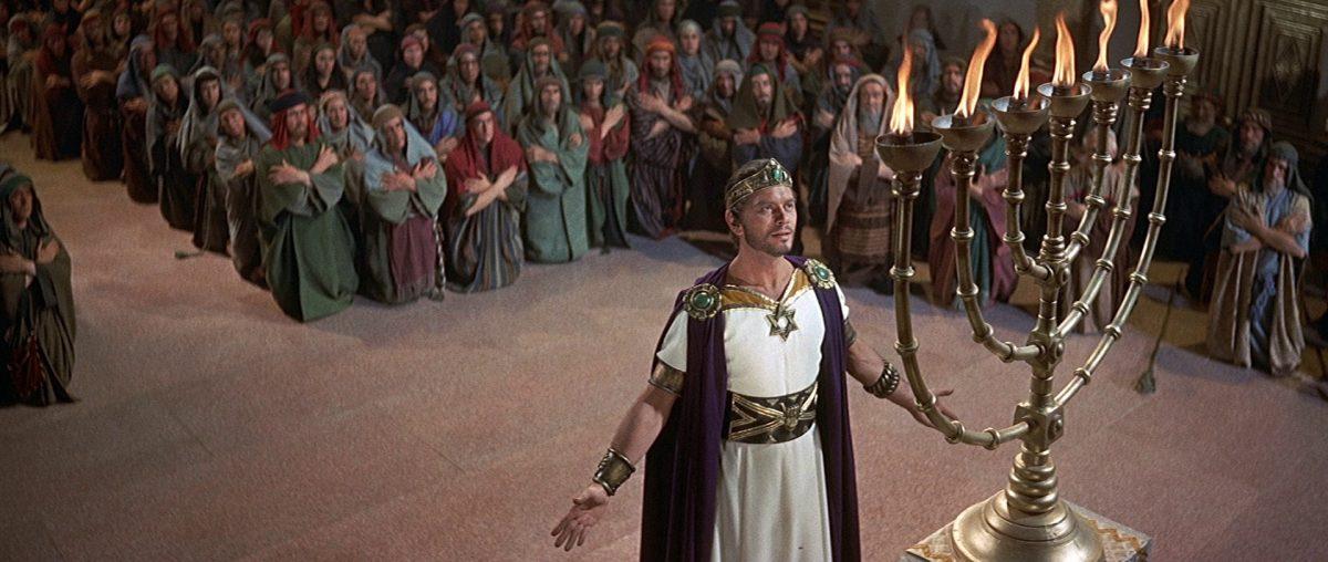 """solomonreinesababr2 scaled - """"Salomão e a Rainha de Sabá"""", de King Vidor"""