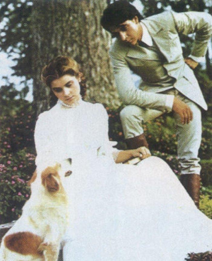 """EGm TMKWoAElzYj - Você se lembra do LINDO """"A Colina do Amor Eterno""""? (1972)"""