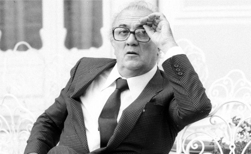 Fellini1 - Os 25 MELHORES documentários sobre o universo do CINEMA