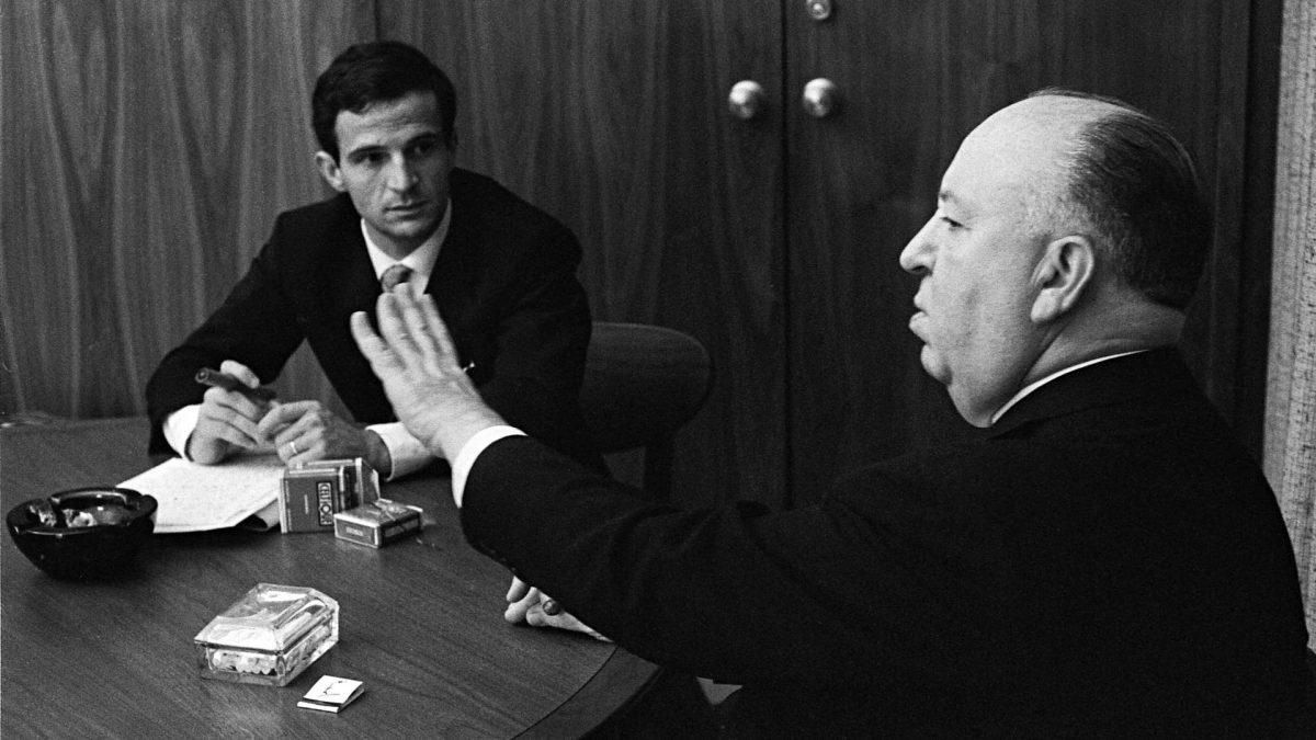 Truffaut scaled - Os 25 MELHORES documentários sobre o universo do CINEMA