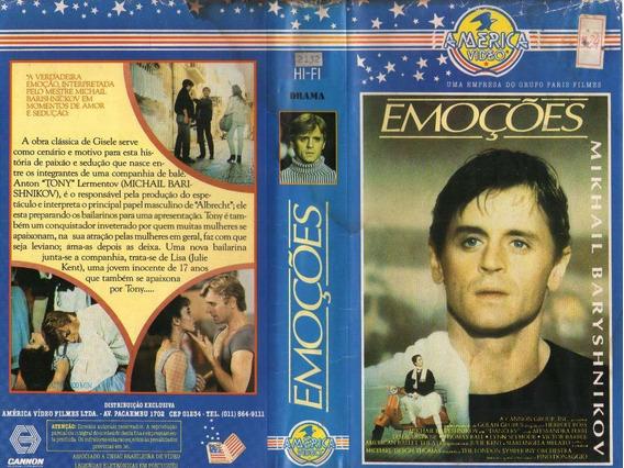 """D NQ NP 21885 MLB20218850390 122014 W - Rebobinando o VHS - """"Emoções"""", de Herbert Ross, com MIKHAIL BARYSHNIKOV"""