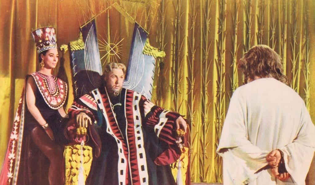 "KINGOFKINGSLC5 - ""Rei dos Reis"" (1961), de Nicholas Ray"