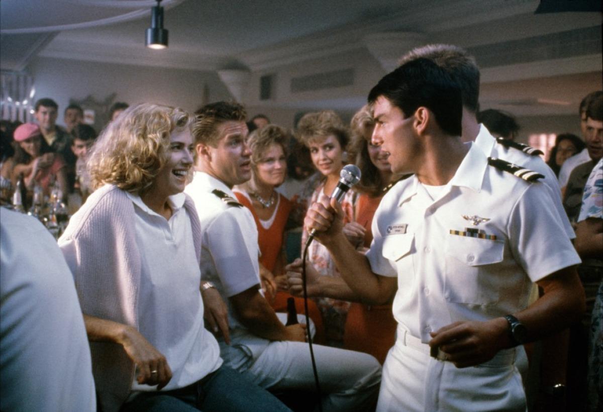 """image - """"Top Gun - Ases Indomáveis"""", de Tony Scott, na NETFLIX"""