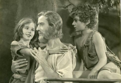 """cc80e32fad3c80d18384096b164318a3 - Sétima Arte em Cenas - """"Rei dos Reis"""" (1927), de Cecil B. DeMille"""
