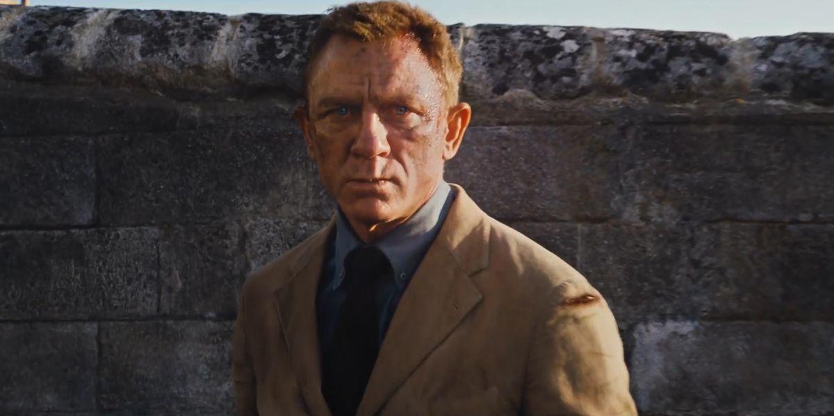 """james bond daniel craig no time to die trailer 1575468075 - Crítica de """"007 - Sem Tempo Para Morrer"""", de Cary Fukunaga"""