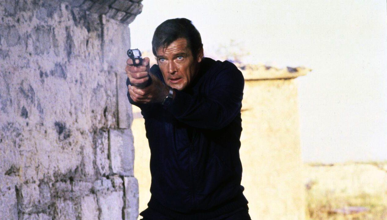 "for your eyes only bond fires - ""007 - Somente Para Seus Olhos"", de John Glen, no TELECINE"